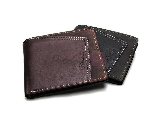 Pánska kožená peňaženka Mercucio 2511452 0c0a06265a8