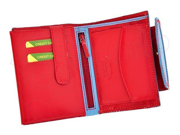 Dámska kožená peňaženka Harvey Miller Polo Club 8 PL08 3e8c8ad0de5