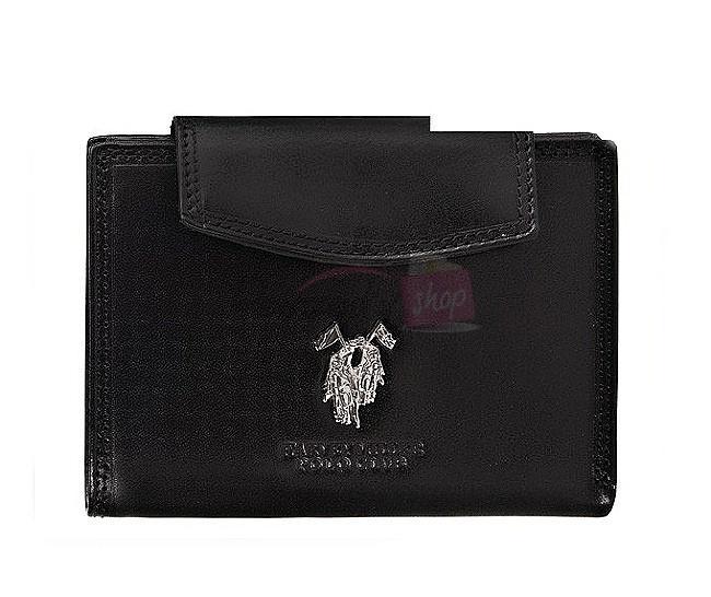 Dámska kožená peňaženka značky Harvey Miller Polo Club 54736b6576f