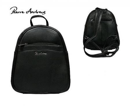 3ddbdbd7e ... Dámsky kožený ruksak Pierre Andreus 1708-NDM-PA