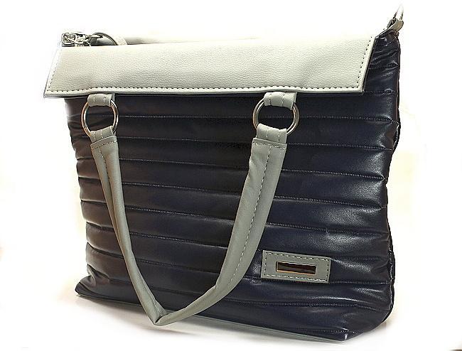 Veľká módna prešívana kabelka Fashion 83b44f0d134